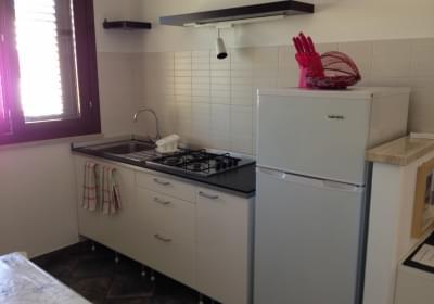 Casa Vacanze Appartamento Le Casuzze Del Residence Lido Burrone: Bs